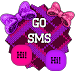 GO SMS THEME - SCS313 by SCSCreations