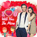 Propose Day Photo Editor by CareCon