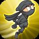 Jumpy Ninja-Anime Infinite Run by Ace Of Apps