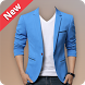 Man Casual Suit Photo Editor by SoftSquare InfoSoft