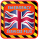 Emergency Services UK Plus by ALL APPS