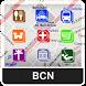 Barcelona NOMADA Maps by Prodevelop