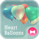 Heart Balloons +HOME Theme by +HOME by Ateam