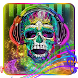 Music Skull by Hot Launcher