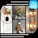 DIY lamp idea