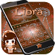 Libra Zodiac keyboard Theme by Fly Liability Themes
