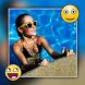 Pic Square Emoji-Tag Editor by teacher
