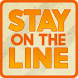 Stay on the Line or You Die by games by sandcastle