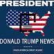 President Donald Trump News by KJGames