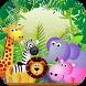 Cute Animal Coloring Book Kids by KidPlay Coloring