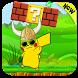 Super Pikachu Dash Game by koab dev