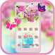 Spring Flower Theme pink blue by Luxury Themes Studio beauty