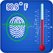 Body Temperature Thermometer Prank by Fake Apps