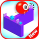 Blue Ball Edge by supergenegames