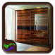 Modern Wooden Wardrobe by Syclonapps