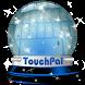 Unknown symbols TouchPal Theme