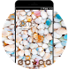 Sea Shells Wallpaper: Summer Launcher Theme HD by Cool Theme Workshop
