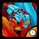 Flower Clock Live Wallpaper by HD Clock Inc.