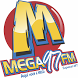 Rádio é Mega 97 FM by Access Mobile CWB