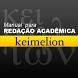 Manual de Redação Acadêmica by Lazuli Studio