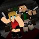 Resident Virus Battle Cube by Blocky Games Studio
