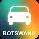 Botswana GPS Navigation by EasyNavi