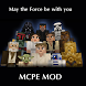 Mod Star Wars for PE by Star Commands Tool Mod PE