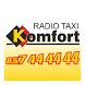 Komfort Taxi Białystok by Infonet Roman Ganski