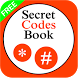 Secret Codes Book by rizApps