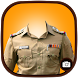 Police Suit Photo Maker (Man) by Art Studio