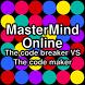 MasterMind Online by Enrique Alan Flores Meneses