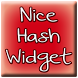 NiceHash Widget by Inductive Concepts