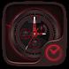 Redandblack GO Clock Theme