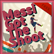 Messi's Got The Shoot Free by Rigan Purnama