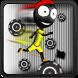 Stickman Survival Jump by ViMAP Infotech