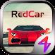 Red Sport Car - ZERO Launcher by morespeedgoteam
