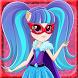 Rainbow Power Pony Dress Up by Free Dress Up Game