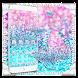 Silver Glitter Butterfly Theme