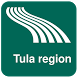 Tula region Map offline by iniCall.com