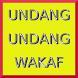 Undang-Undang Wakaf by Onyx Gemstone