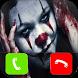 Killer clown call scary Prank by Ali Zeddou