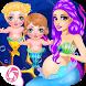 Pregnant Mermaid Magic World by Candyoyo