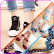 Famous Ladies Shoes Designs by Aann