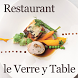 Le Verre y Table by Appsvision FRANCE