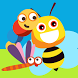 Insects For Kids – learn first words for kids by Quetzal Inc