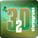 3D stereograms 2 by D-iTech apps