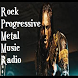 Rock Progressive Metal Music Radio by MusicRadioApp