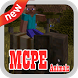 Animals MODS For MCPe by Cherriesoft