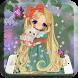 Flower Princess Cute Theme by Cool Theme Love