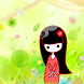 Sakura Girl LWP by Interactive Exchange Company PL